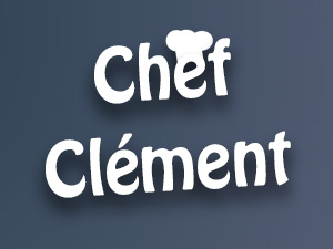 Logo Youtube Chef Clément